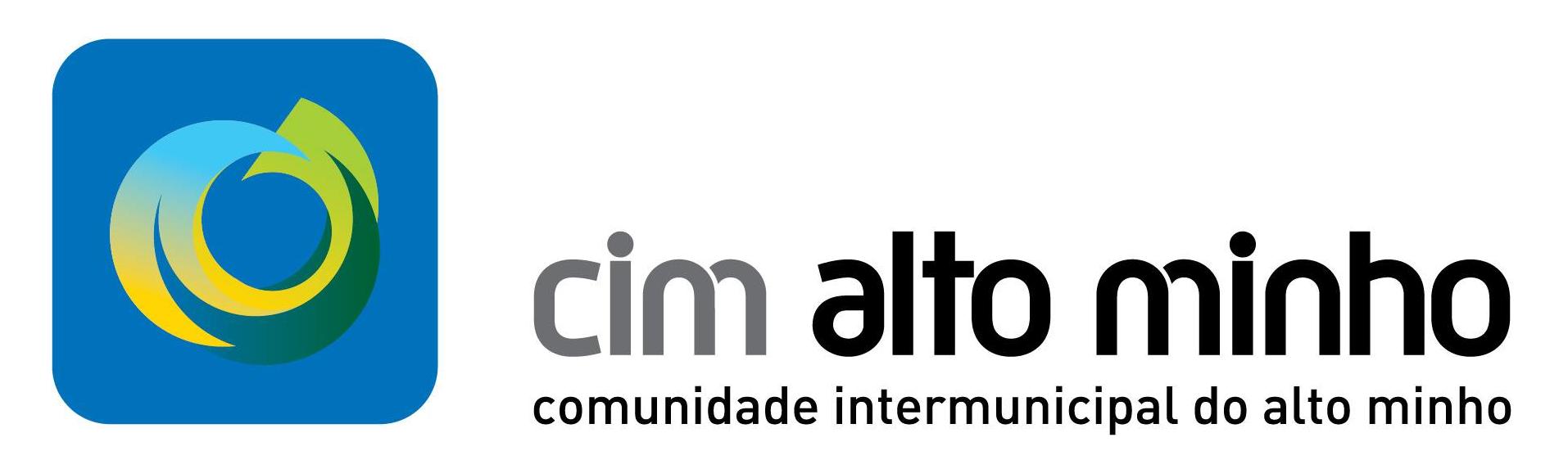 Logo CIM Alto Minho